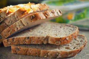 brood in een gezond eetpatroon