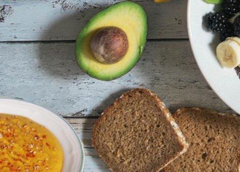 Recept voor gezonde lunch