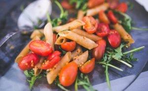 koude pastasalade recept met resistent zetmeel