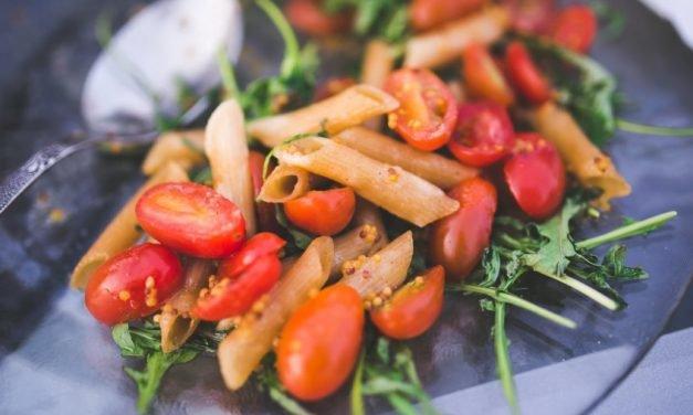 Koude pastasalade: recept met resistent zetmeel