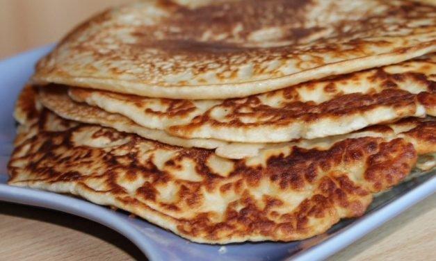 Gezond pannenkoeken recept (glutenvrij)