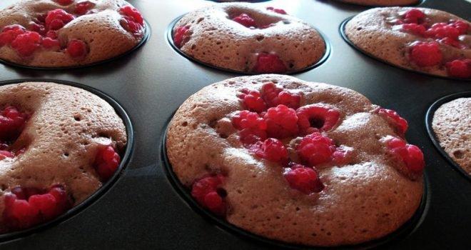 Recept voor gezonde muffins
