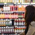 Supermarktproducten sterk bewerkt