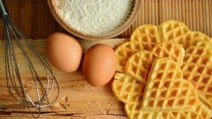 Gezonde wafels recept