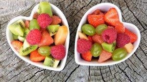 te weinig groente en fruit