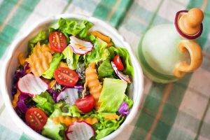 gemixte salade