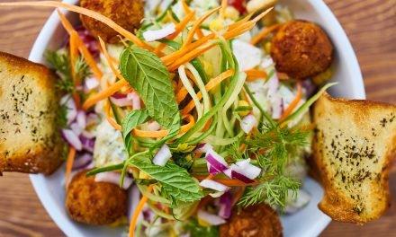 Vers eten verbetert gezondheid