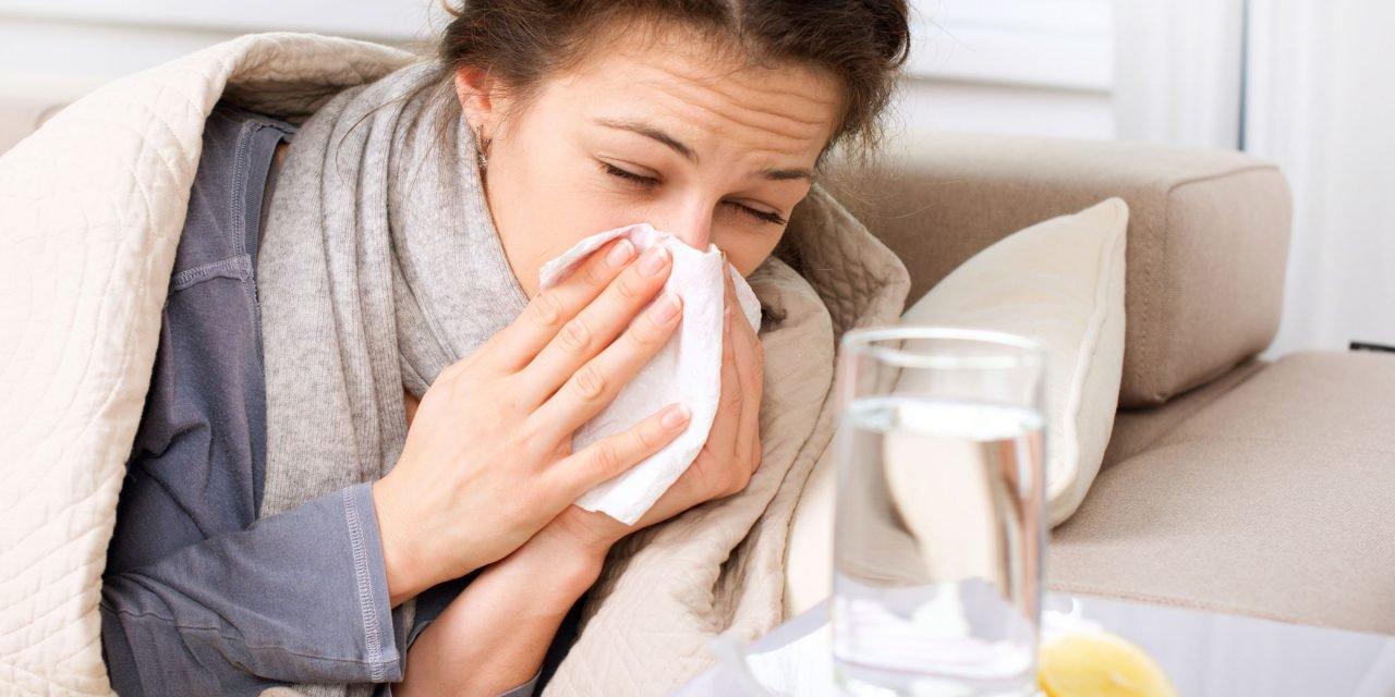 Last van griep? Zo wordt je binnen no time beter!
