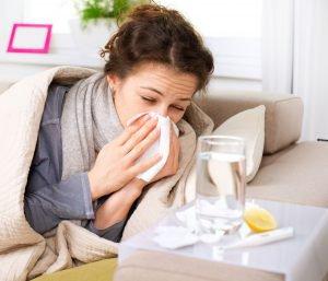 Last van griep beter worden