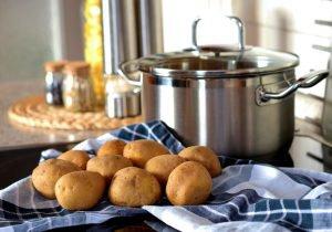 gezonde koude aardappel salade recept resistent zetmeel eten gezond eten