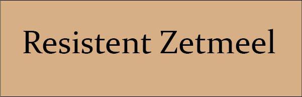 Resistent Zetmeel Bewust Leven