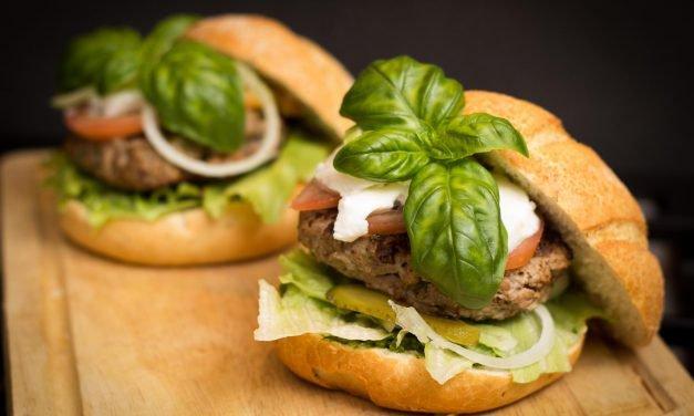 Vegan food: Gezonde witte bonenburgers met resistent zetmeel