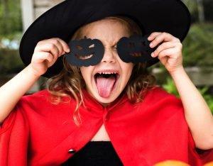 Halloween enge gezonde hapjes