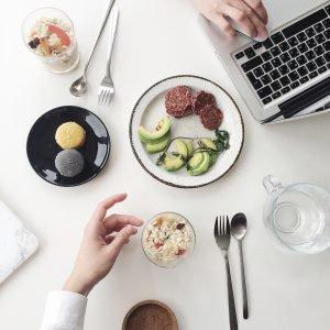 Gezonde werkdag voeding tips