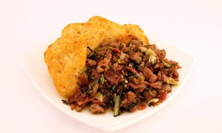 Heerlijk Hash Brown recept