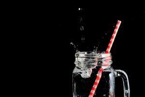 Gezonde drankjes water bewust leven