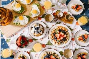 Gezond ontbijt - gezonde ontbijtjes - bewustleven.nl