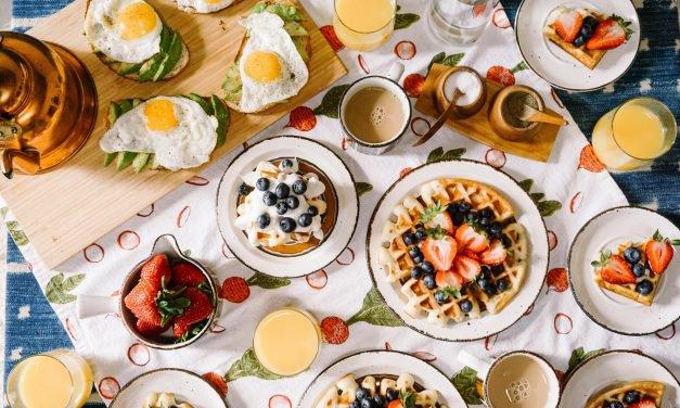 Gezond ontbijt | 5x Gezonde ontbijtjes