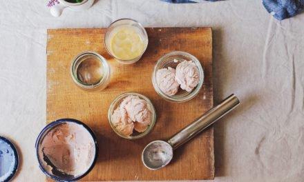 Frozen Yoghurt : maak het makkelijk zelf, zonder ijsmachine!