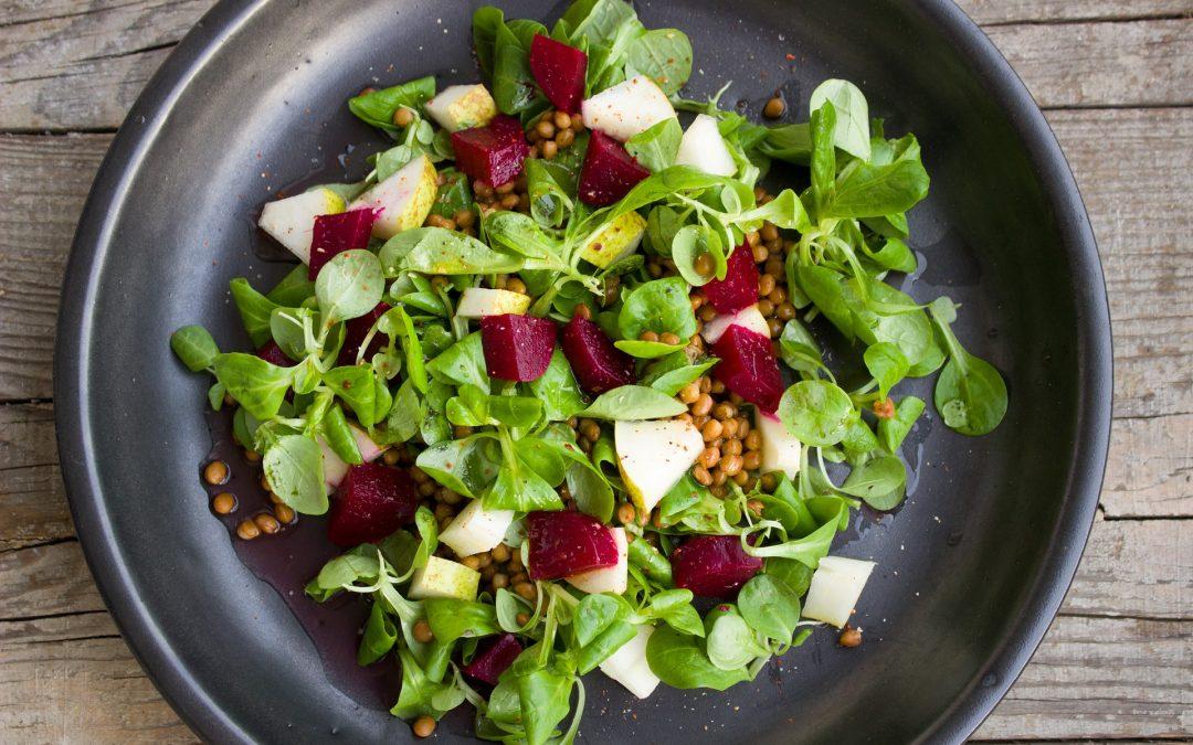 Hoe maak je een gezonde salade? De gezondste ingrediënten op een rijtje