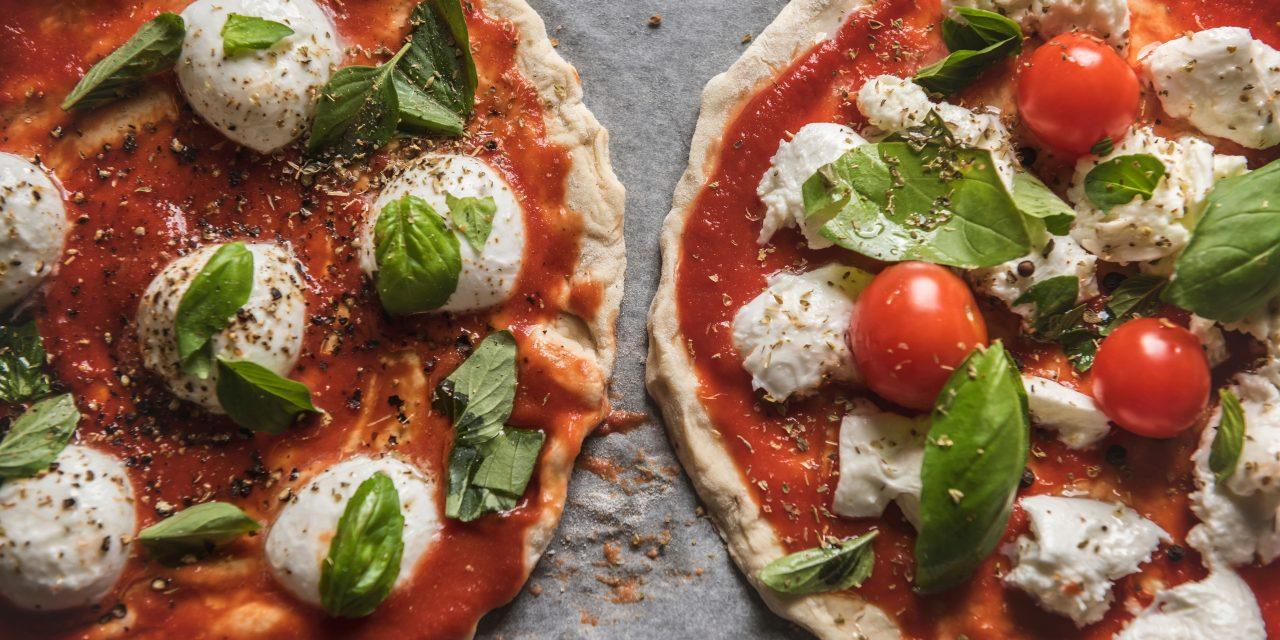 Gezonde pizza – Het recept als je gezond wil doen, maar ook zin hebt in pizza