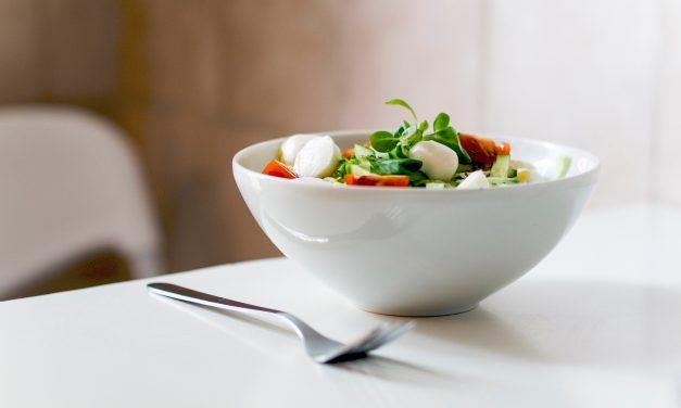 Witte bonen salade met resistent zetmeel