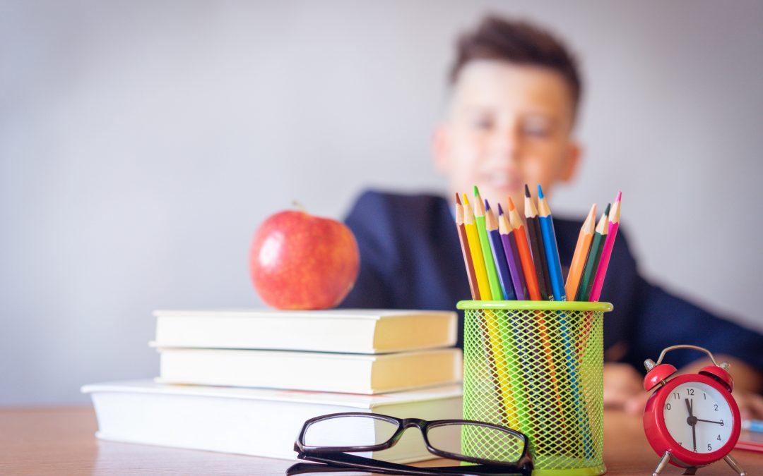 Gezond eten op school : de gezonde back to school gids!